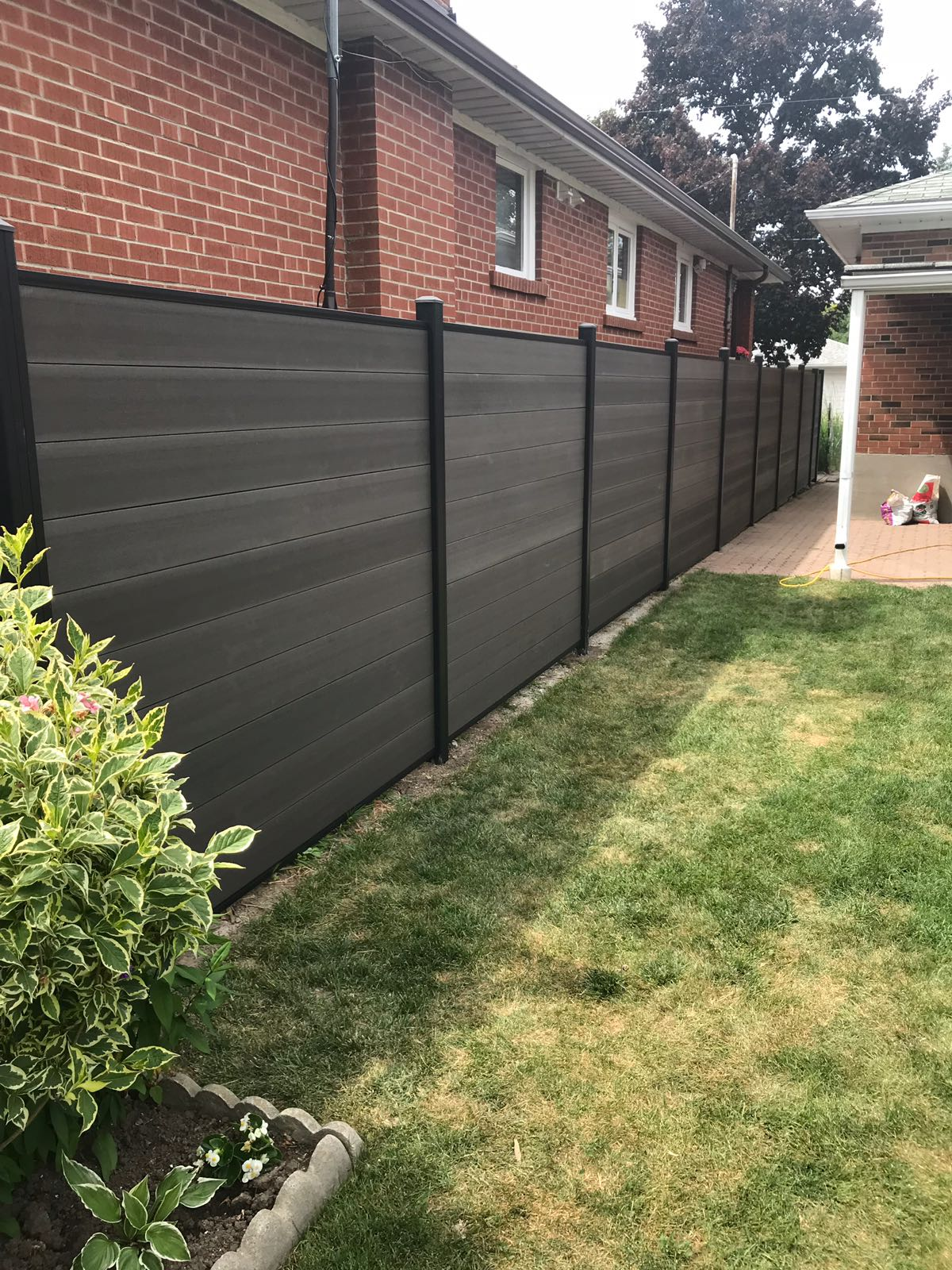 Composite Fence Installation Vaughan