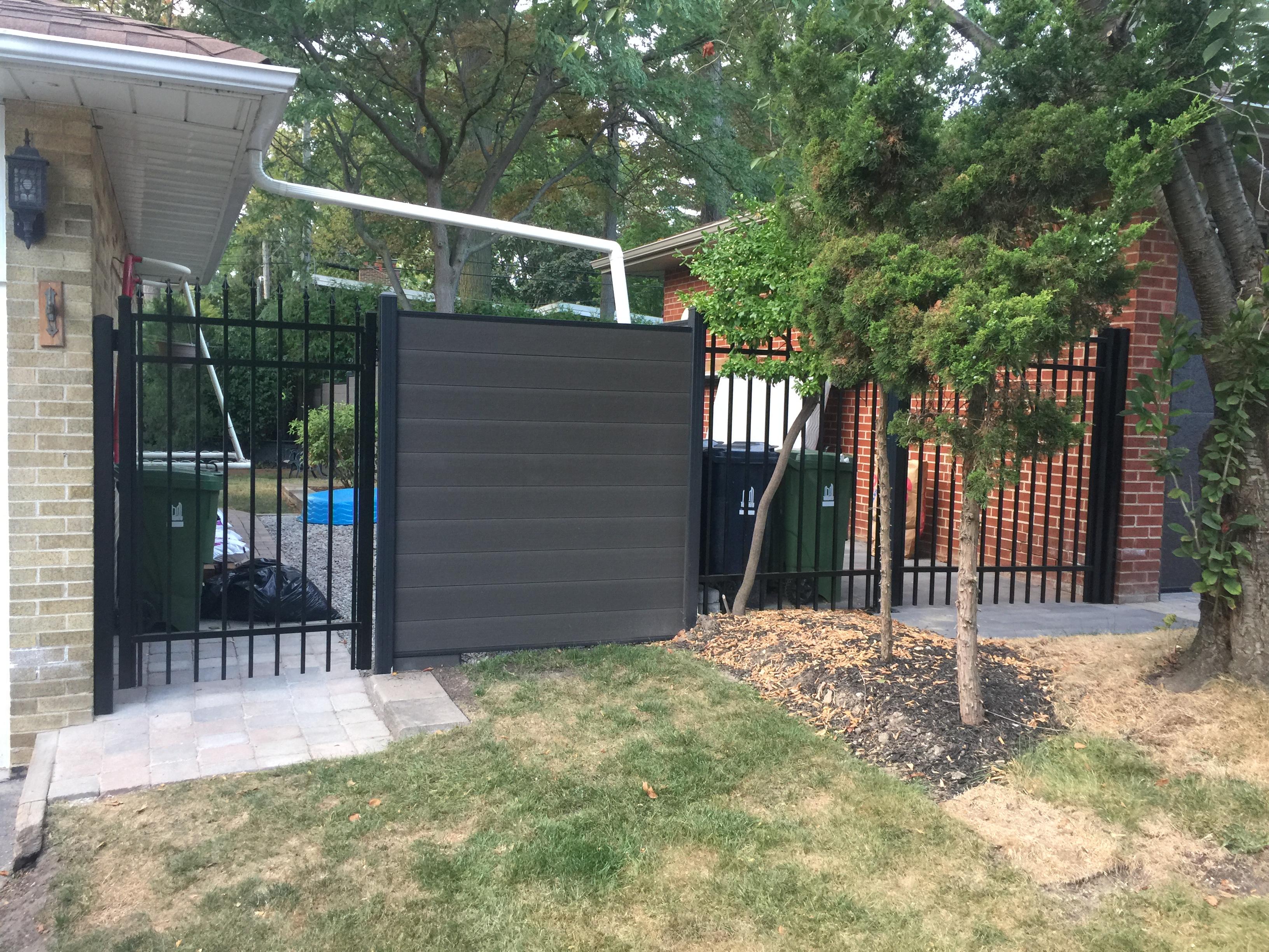 Composite Fence Toronto