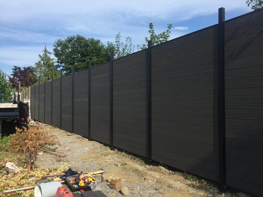 Composite Fence Panels